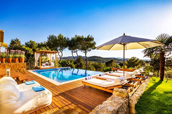 Villa Elangeni  - Ibiza accommodation - Spain