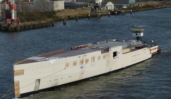 Feadship superyacht - Royal Van Lent